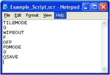 Tipniques: Scripts & ScriptPro | AUGI - The world's largest