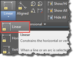 Parametric Dimensioning in AutoCAD | AUGI - The world's