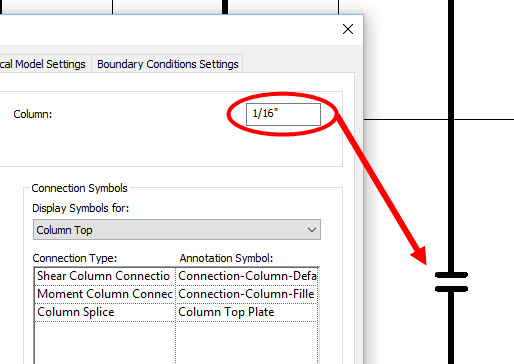 Customizing the Graphical Column Schedule   AUGI - The