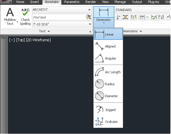 Working with Annotations in AutoCAD Architecture | AUGI