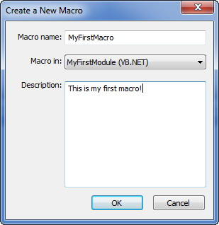 Getting Started with Revit Macros | AUGI - The world's