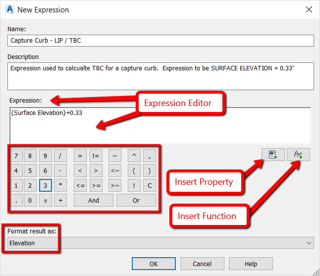 Express Yourself: Using Expressions in Civil 3D | AUGI - The