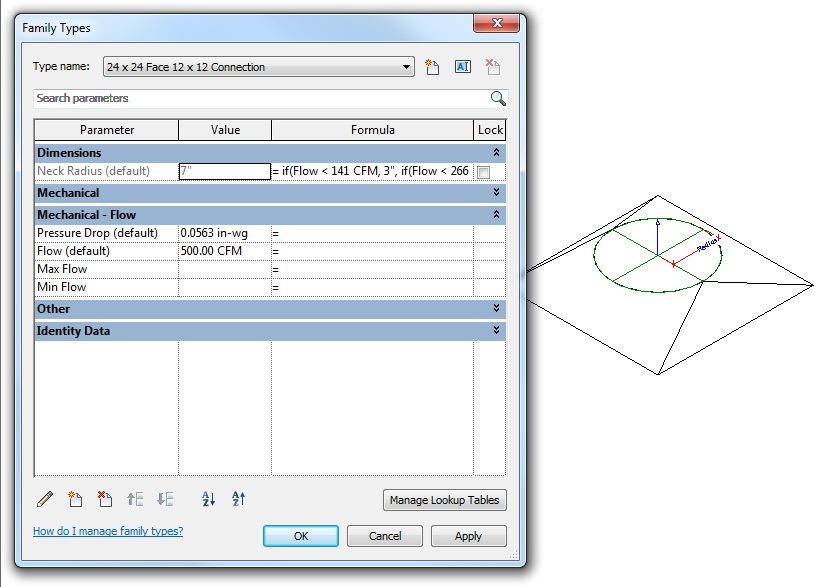 Revit Formulas v  Type Catalogs v  Lookup Tables | AUGI