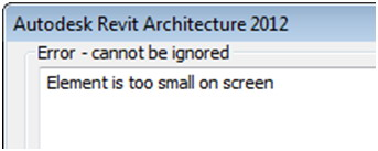 Revit Fails and Fixes | AUGI - The world's largest CAD & BIM