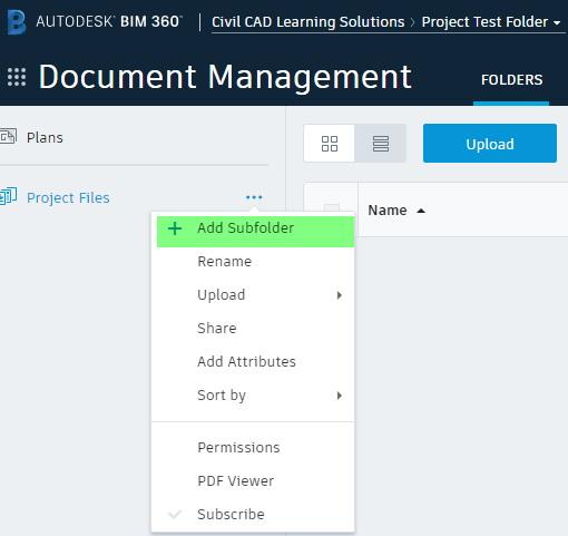 InfraWorks BIM 360 Docs & Shared Views | AUGI - The world's