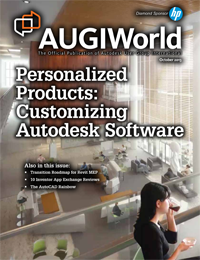 AUGIWorld October 2013 Issue