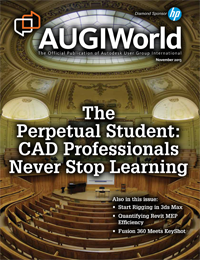 AUGIWorld November 2013 Issue
