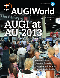 AUGIWorld December 2013 Issue