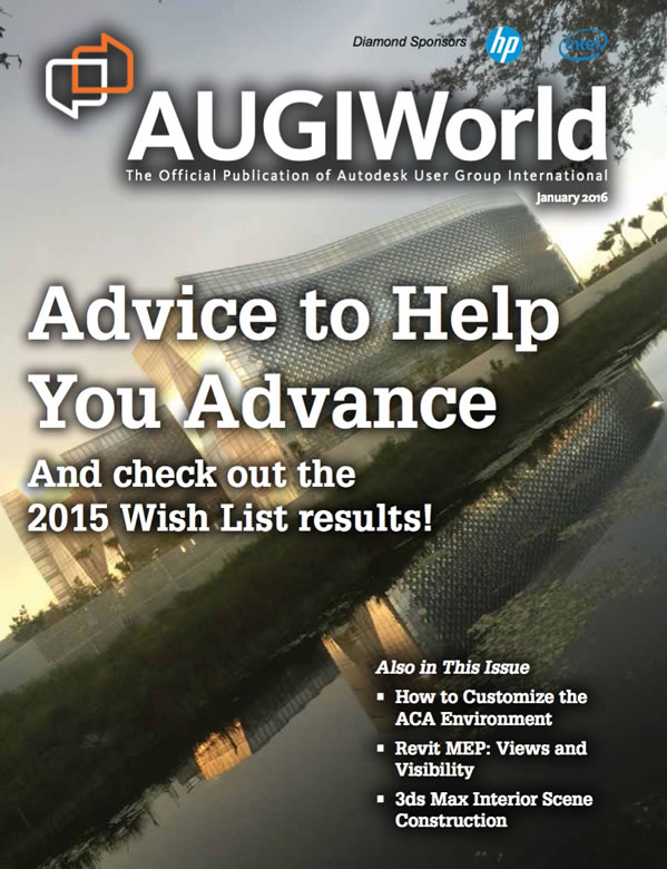 AUGIWorld January 2016