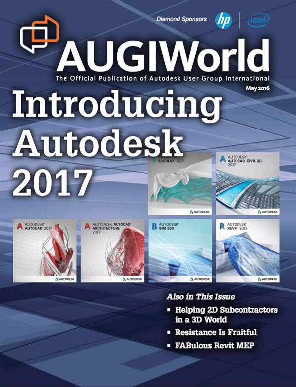 AUGIWorld May 2016