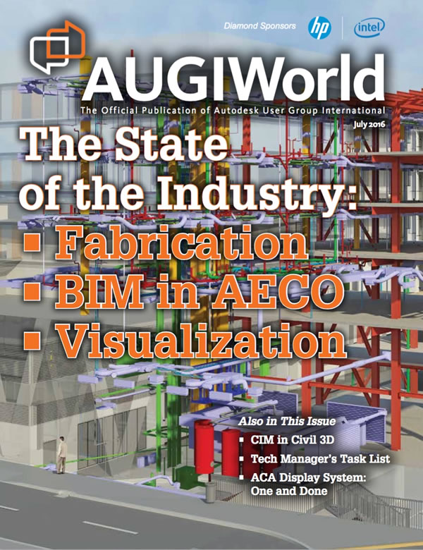 AUGIWorld July 2016