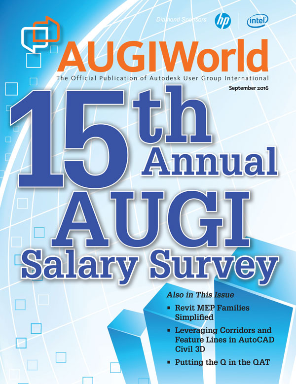 AUGIWorld September 2016