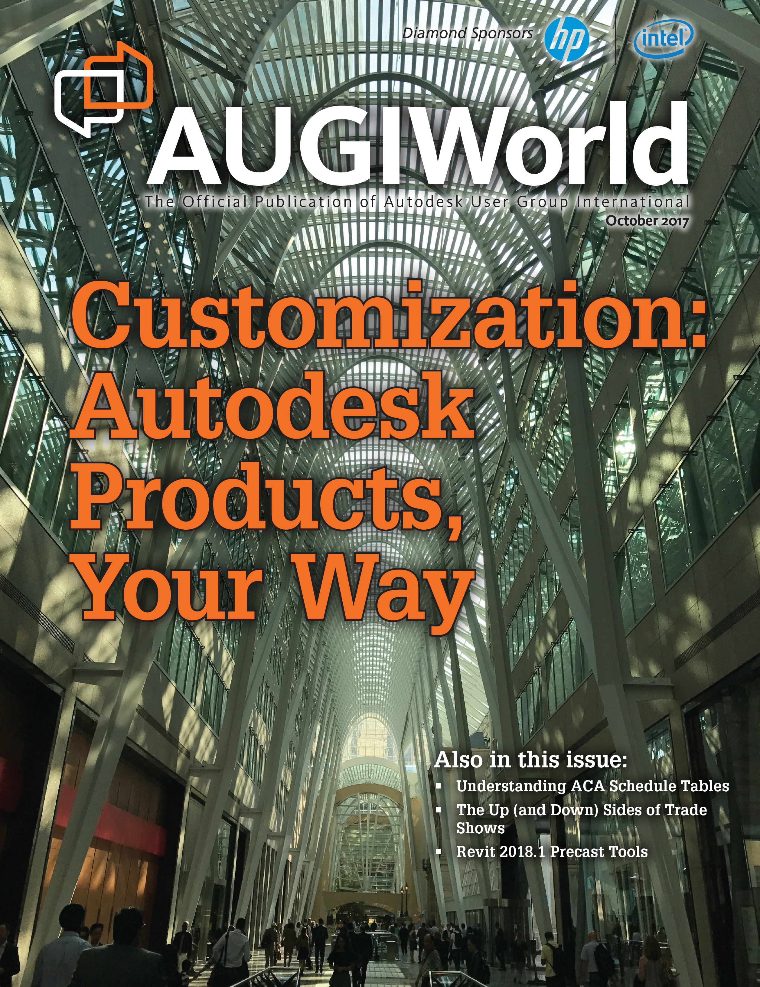 AUGIWorld October 2017