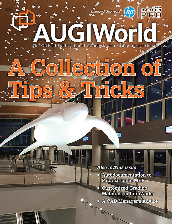AUGIWorld March 2018