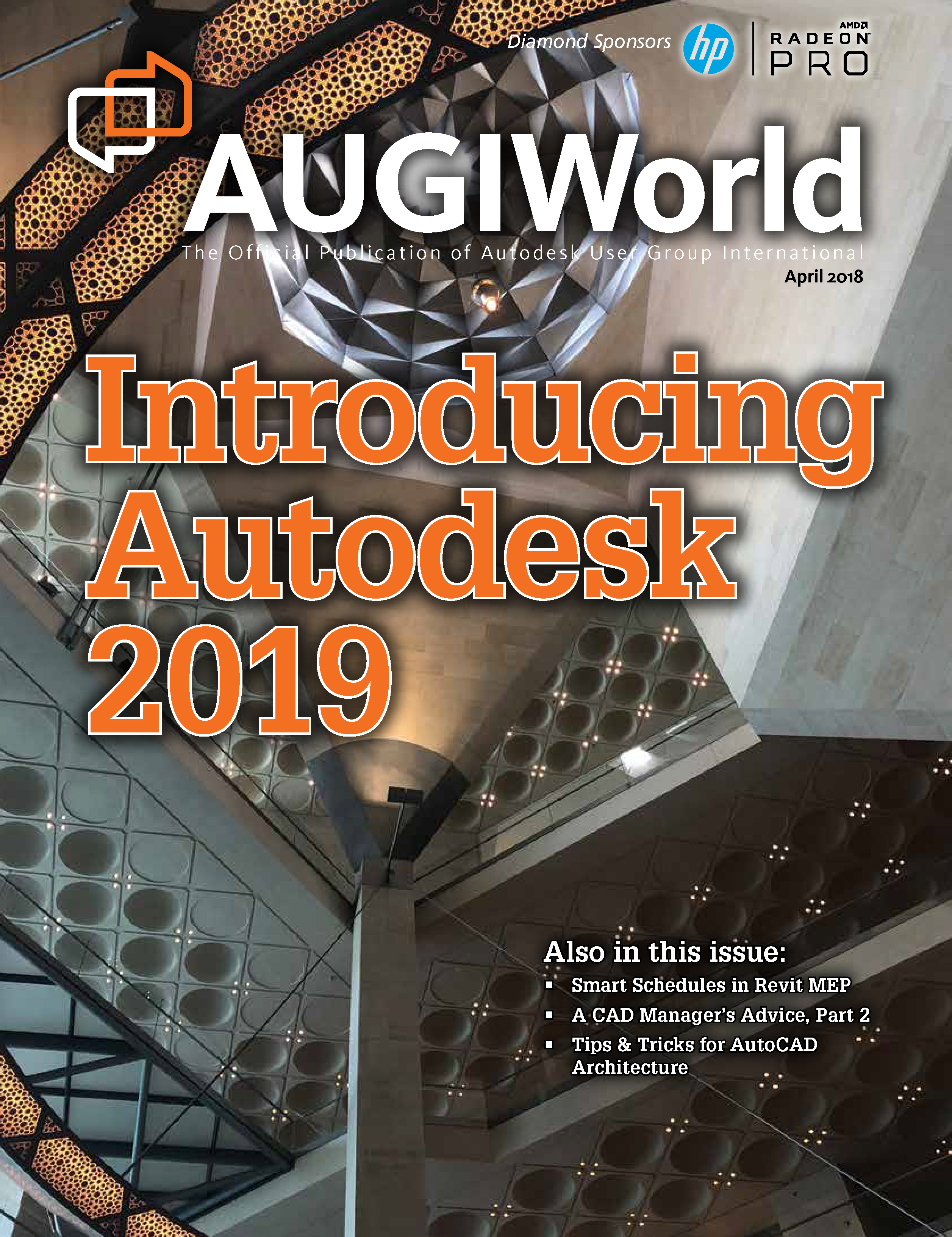 AUGIWorld April 2018