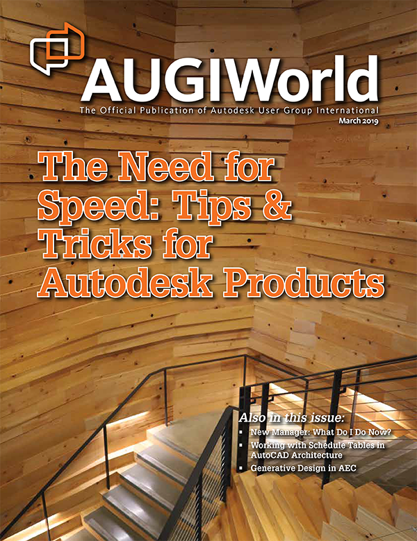 AUGIWorld March 2019