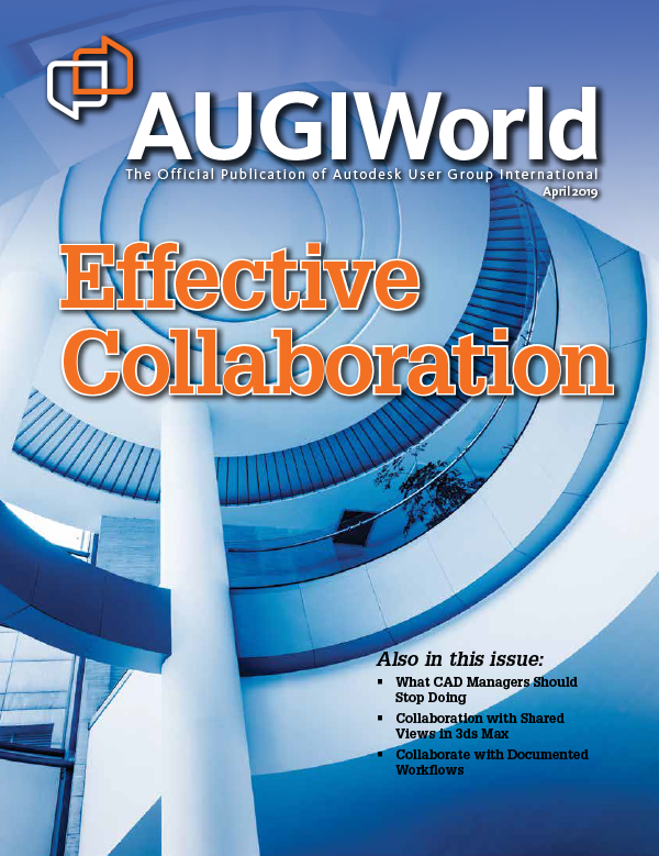 AUGIWorld April 2019