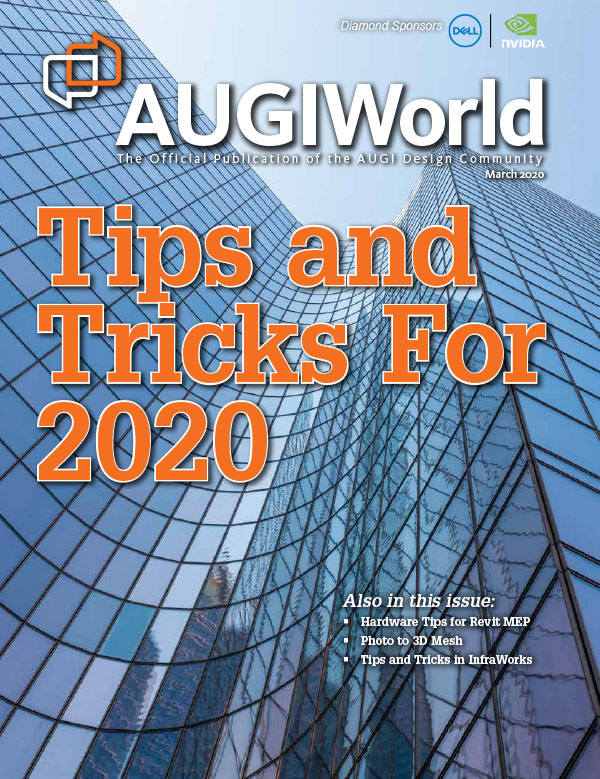 AUGIWorld March 2020