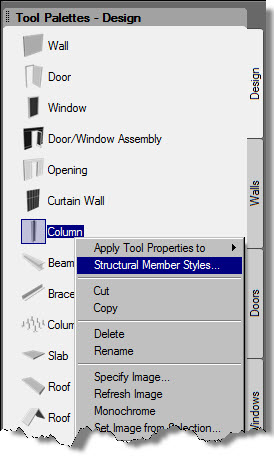 AutoCAD Architecture: Structural Styles, Part 3 | AUGI - The